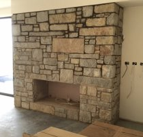 Fire Places/Internal wall